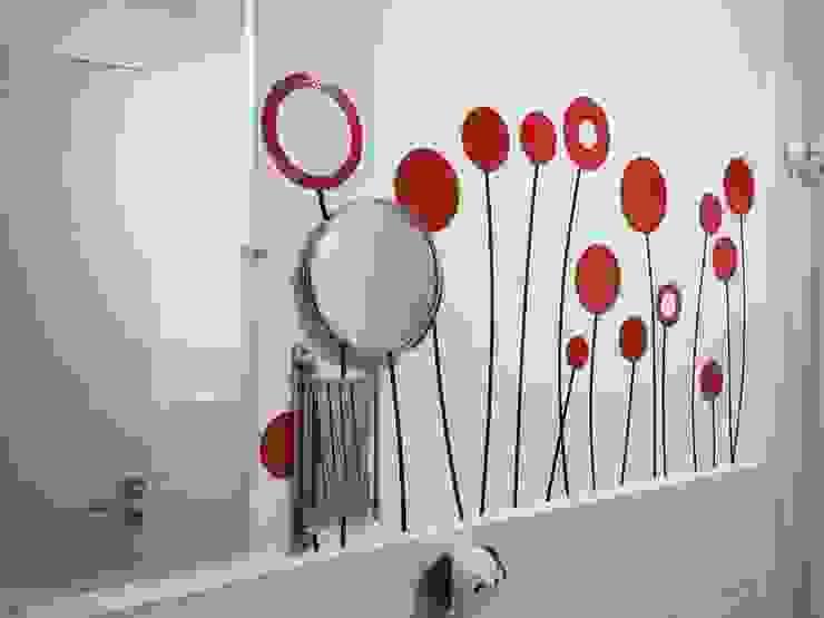 Vinilos Impacto Creativo BathroomDecoration