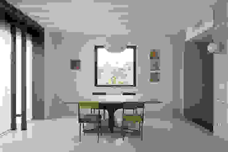 3C+M architettura Comedores de estilo minimalista