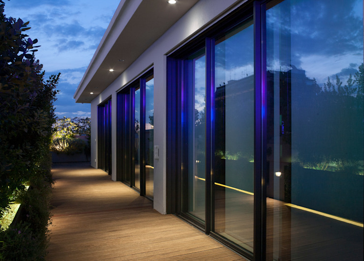 3C+M architettura Terrazas