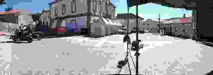 Final de Obra Casas rústicas por ARKIVO Rústico
