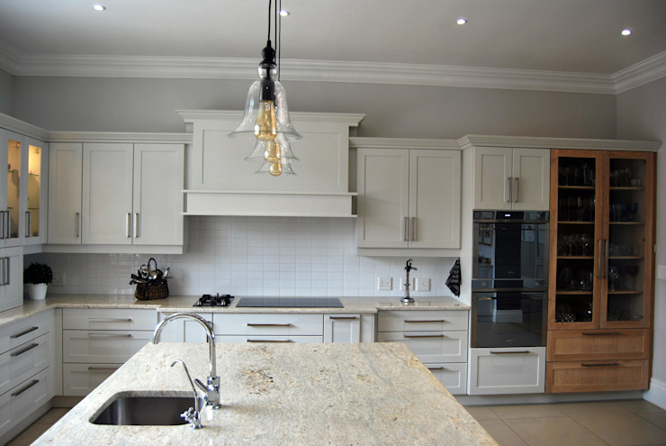 Capital Kitchens cc Classic style kitchen