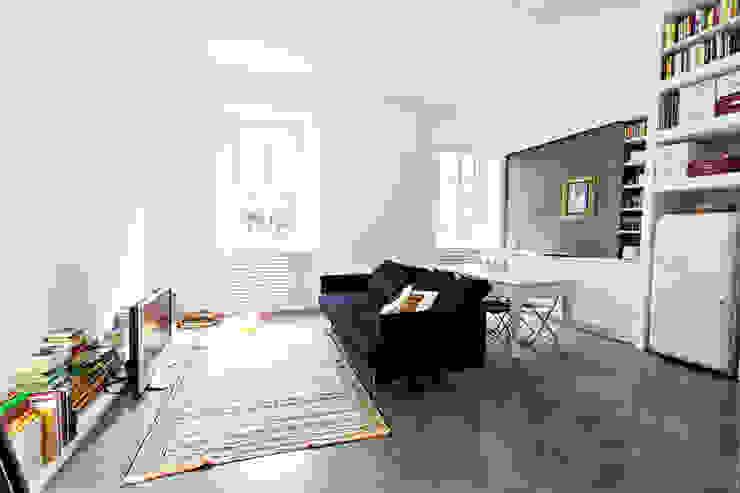 Salas de estilo minimalista de studio ferlazzo natoli Minimalista