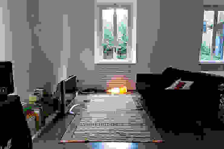 Salones minimalistas de studio ferlazzo natoli Minimalista