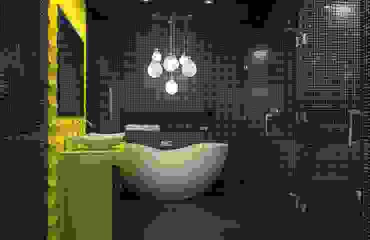 Baños de estilo  por Lena Lobiv Interior Design, Moderno