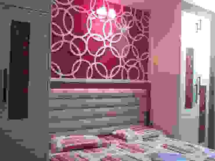 INTERIOR Modern style bedroom by LEADING EDGE Modern MDF
