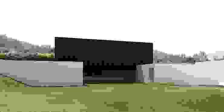 Piscinas Municipais de Vizela Locais de eventos modernos por ARTEQUITECTOS Moderno