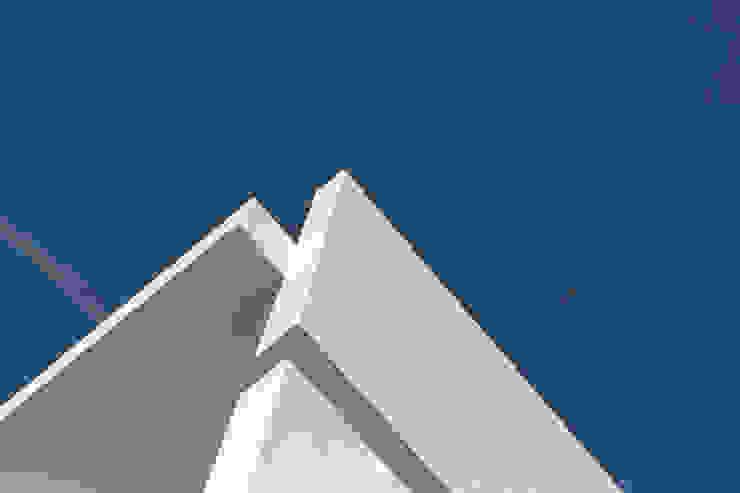 Minimalistyczne domy od 2M Arquitectura Minimalistyczny