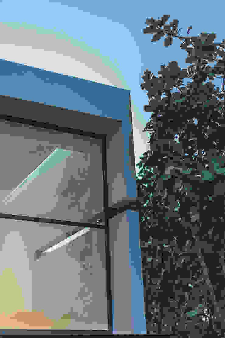 Bosques de Bugambilias Puertas y ventanas minimalistas de 2M Arquitectura Minimalista