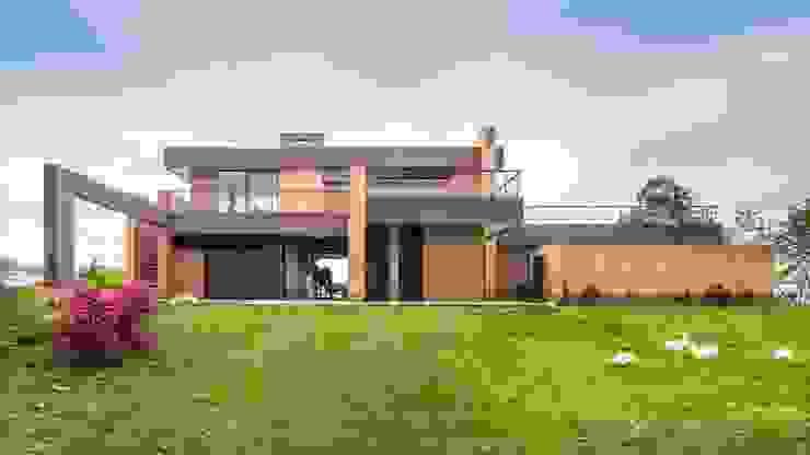 โดย David Macias Arquitectura & Urbanismo โมเดิร์น