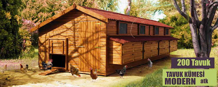 classic  by Vixpet Hayvan Barınakları , Classic Wood Wood effect