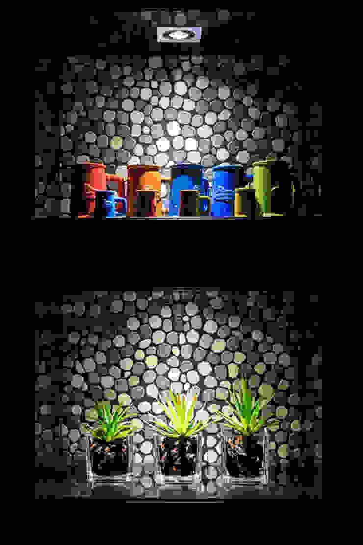 Moradia Algarve 2013 Casas de banho modernas por Atelier Ana Leonor Rocha Moderno