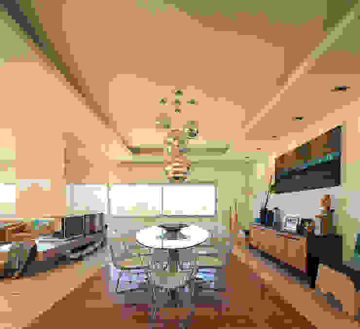 ห้องทานข้าว โดย Atelier  Ana Leonor Rocha ,