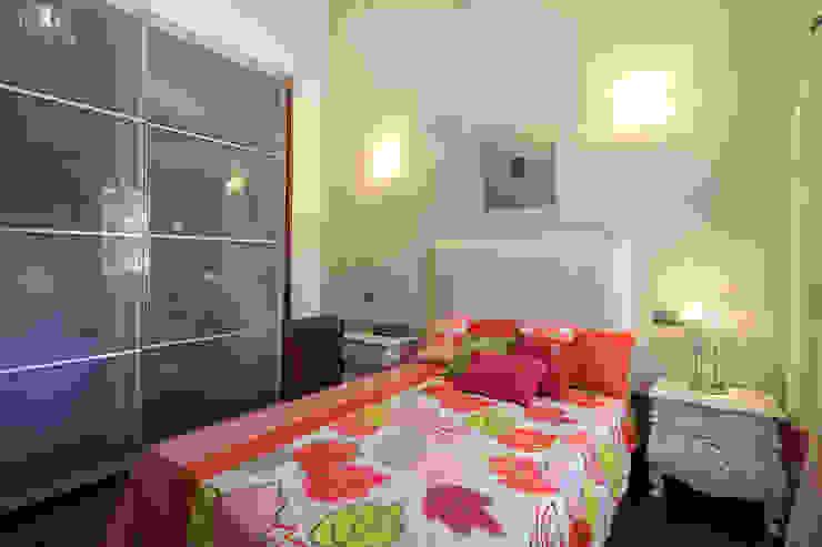 Atelier Ana Leonor Rocha Mediterranean style bedroom