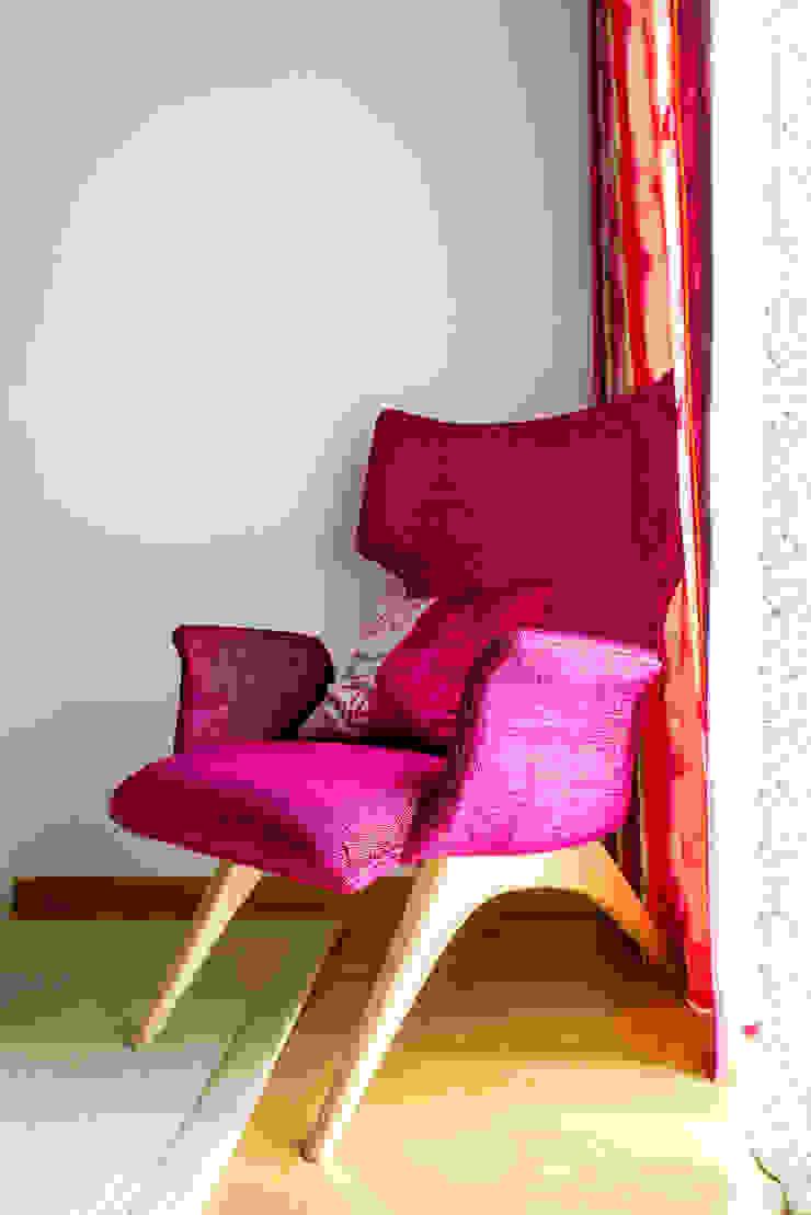Moradia 20 Algarve Quartos modernos por Atelier Ana Leonor Rocha Moderno