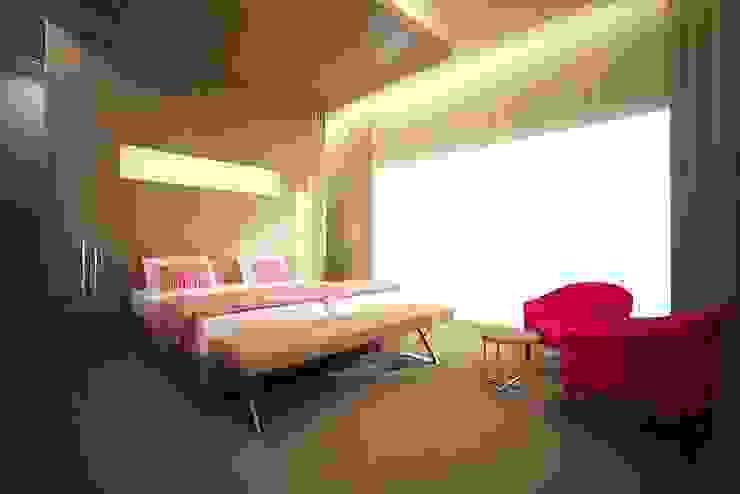 HOTEL Lisboa 2015 Hotéis eclécticos por Atelier Ana Leonor Rocha Eclético