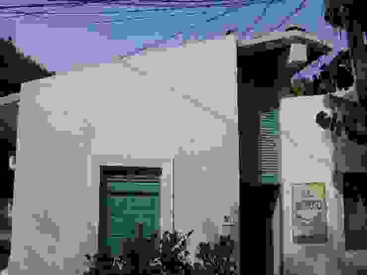 POSADA EL REPOSO Casas de estilo mediterráneo de DIBUPROY Mediterráneo
