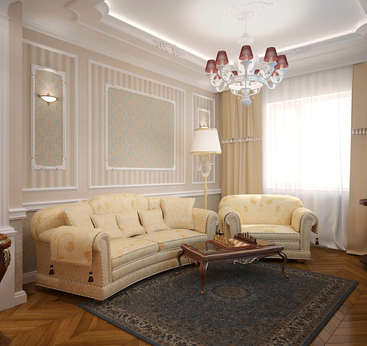 classic  by Марина Виноградова, Classic Engineered Wood Transparent