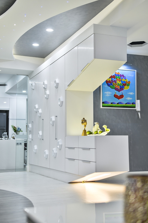 Ultramodern Loft | CONDOMINIUM by Design Spirits Modern