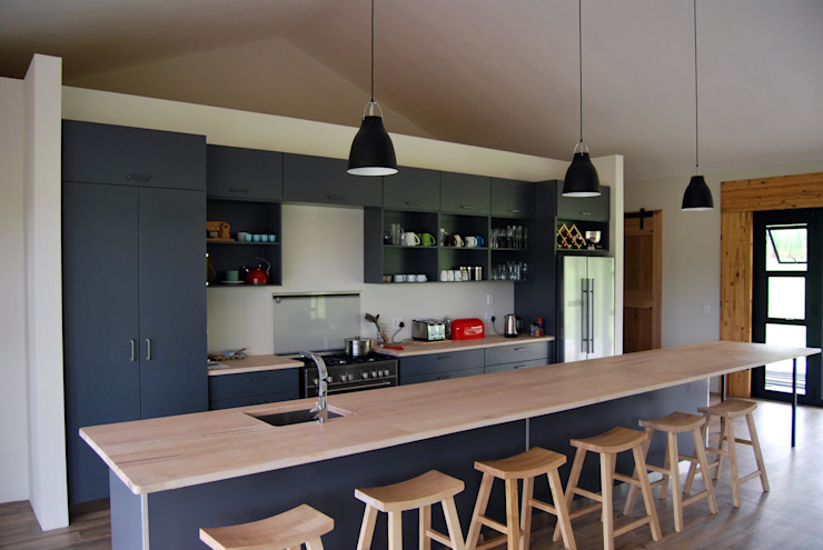 Dapur Modern Oleh Capital Kitchens cc Modern