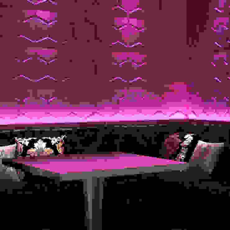 Bares e clubes modernos por Twinx Interiors Moderno