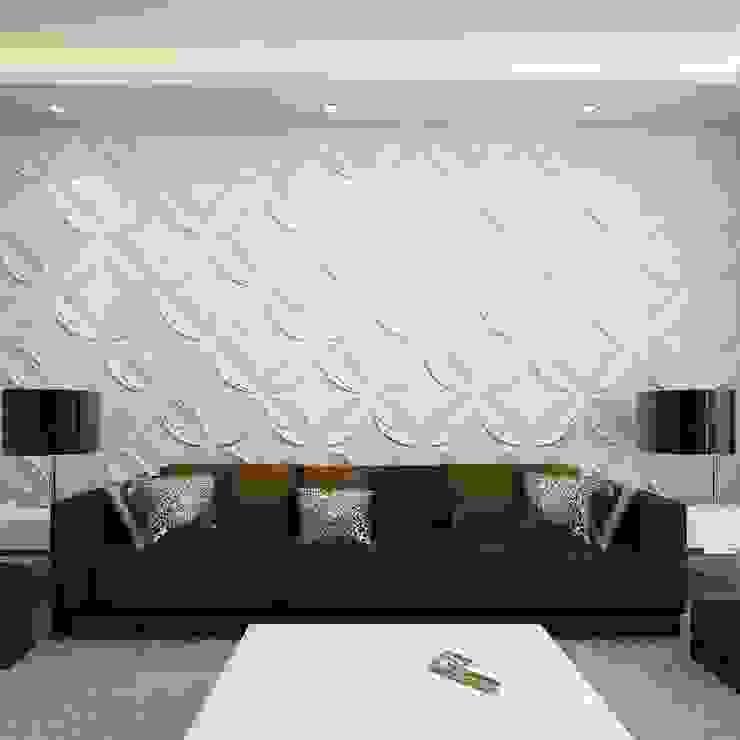 Espaços comerciais modernos por Twinx Interiors Moderno
