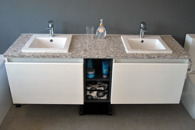 Bathroom by Capital Kitchens cc, Modern