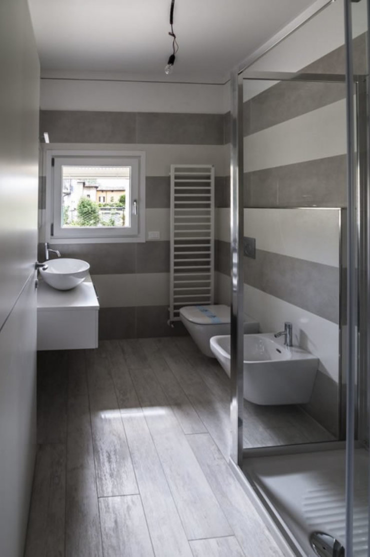 Modern bathroom by Bianchetti Modern