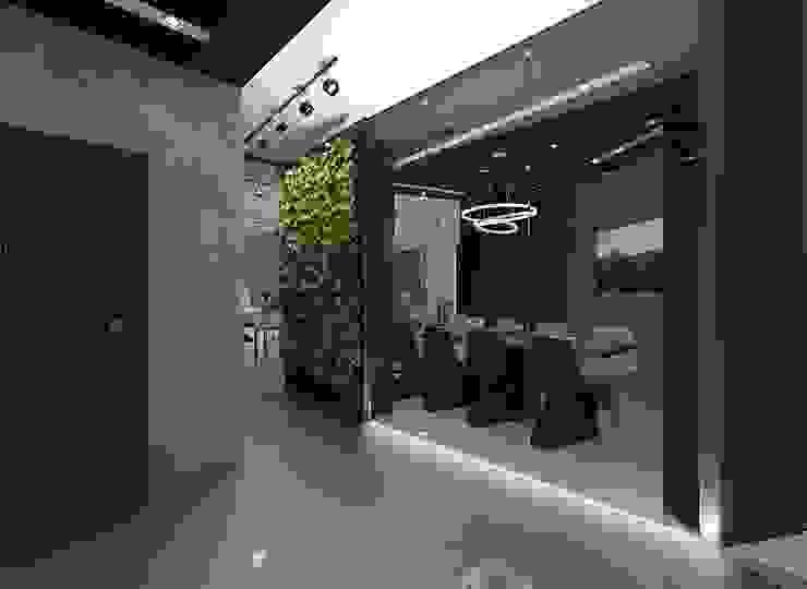 Kameleon - Kreatywne Studio Projektowania Wnętrz Modern Study Room and Home Office