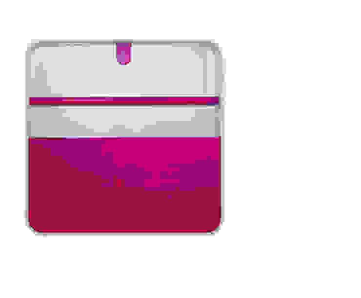 Porta Documentos Rosa por Ditto Housewares Moderno Plástico