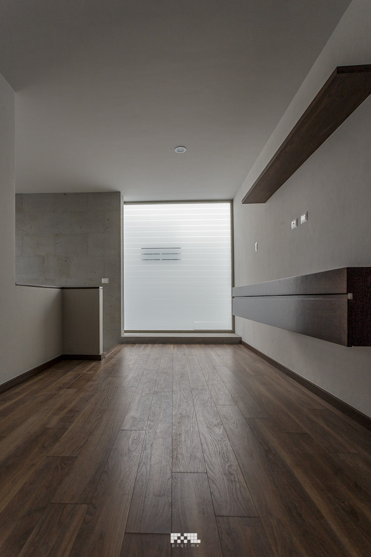 2M Arquitectura Salas multimedia de estilo moderno