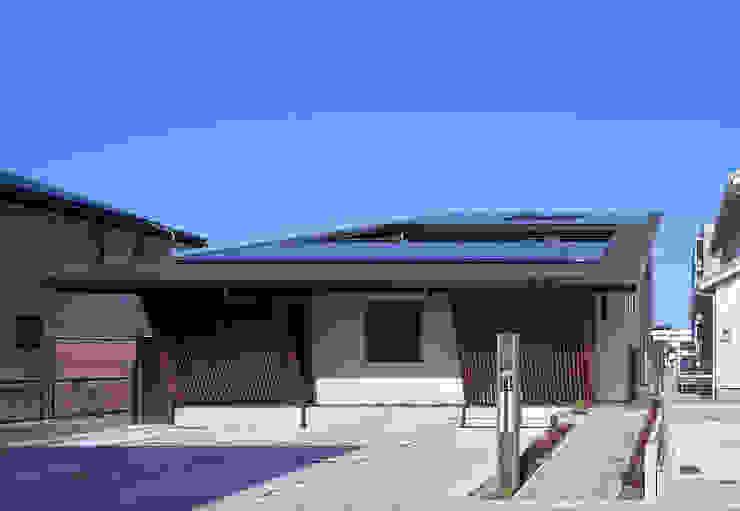 今宿の家1 株式会社 深田環境建築デザイン 一級建築事務所 クラシカルな 家