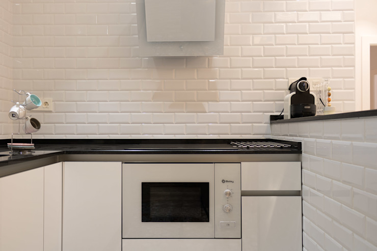 Become a Home Scandinavian style kitchen