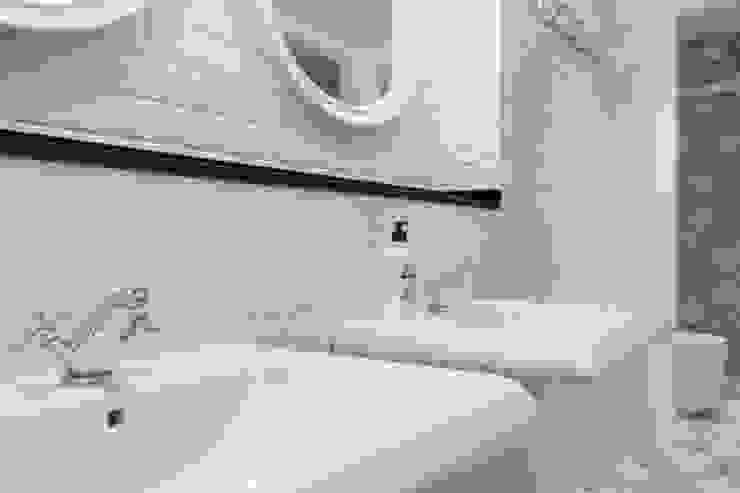 Become a Home Scandinavian style bathroom