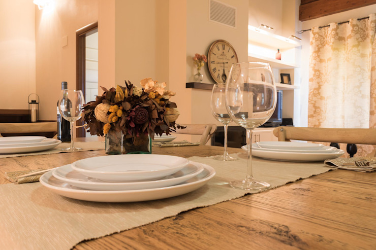 Become a Home Classic style dining room