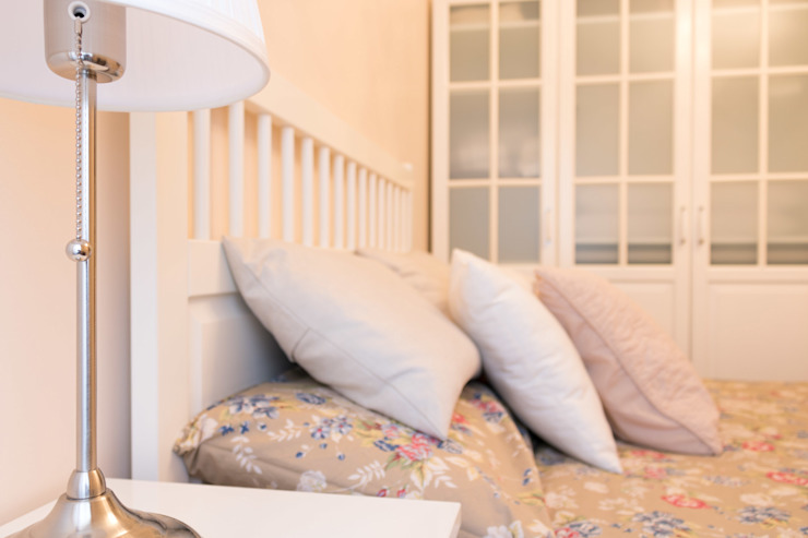Become a Home Classic style bedroom