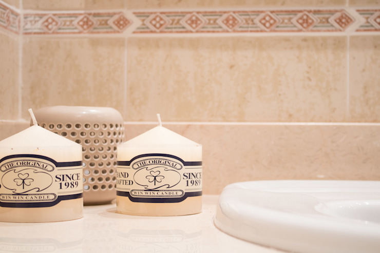 Become a Home Classic style bathroom