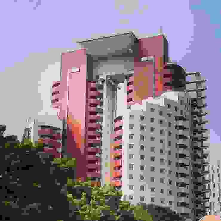 Torre do Carmo – Angola Janelas e portas modernas por BauStahl, Lda Moderno Ferro/Aço