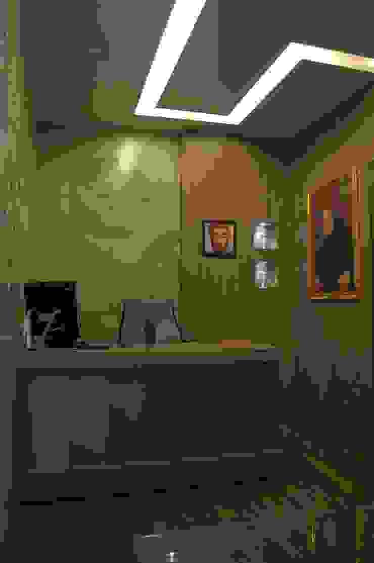 Desk: modern  by Olive Roof,Modern