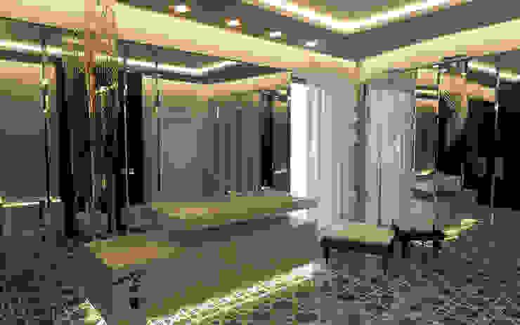 حمام تنفيذ AFD Interiors,