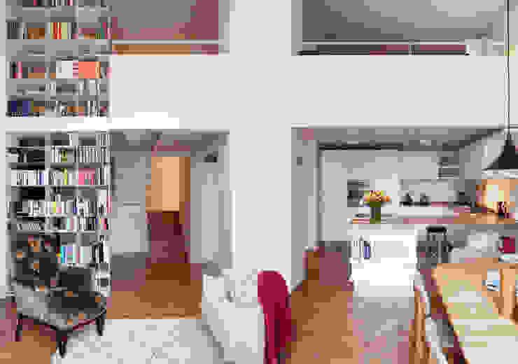 Fabio Azzolina Architetto Modern style kitchen