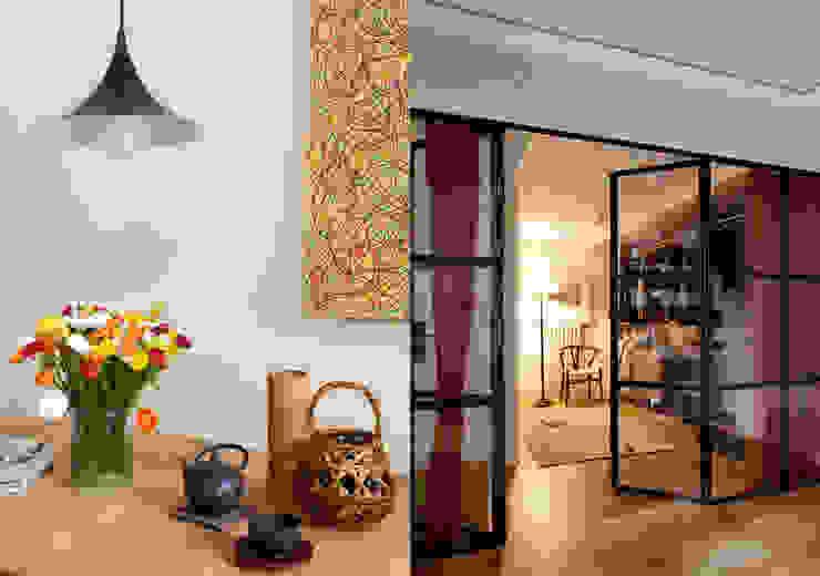 Fabio Azzolina Architetto Modern windows & doors