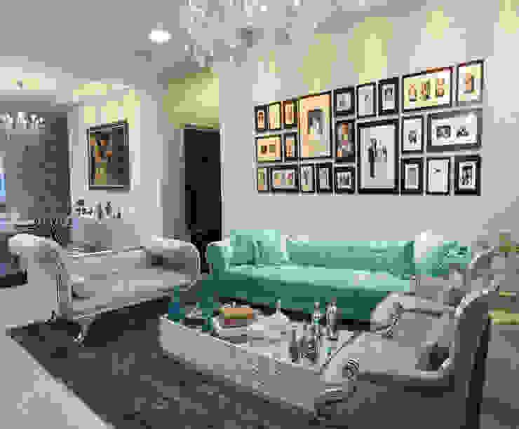 Sala de estar: Salas de estar  por  Sotto Mayor Arquitetura e Urbanismo