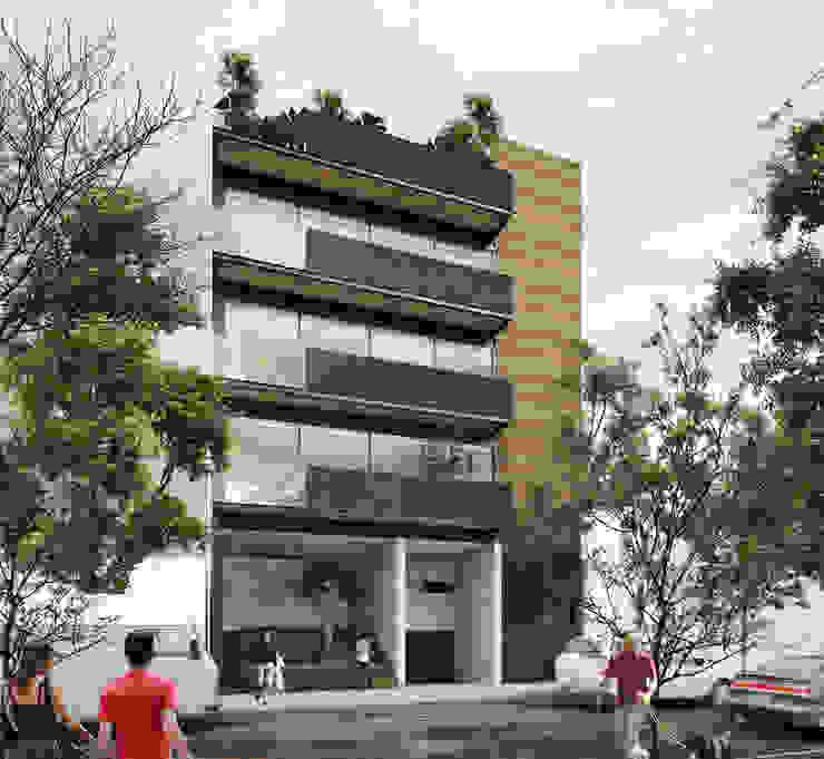 Providencia Casas modernas de Sulkin Askenazi Moderno