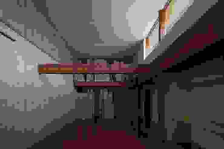 Estudios y oficinas modernos de 一級建築士事務所 こより Moderno Contrachapado