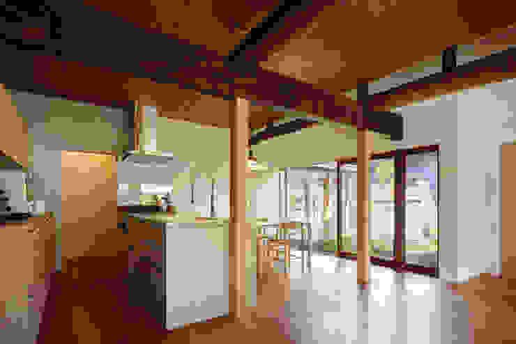 一級建築士事務所 こより Modern style kitchen
