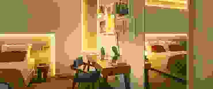 Hôtels modernes par 4Udecor Microcimento Moderne