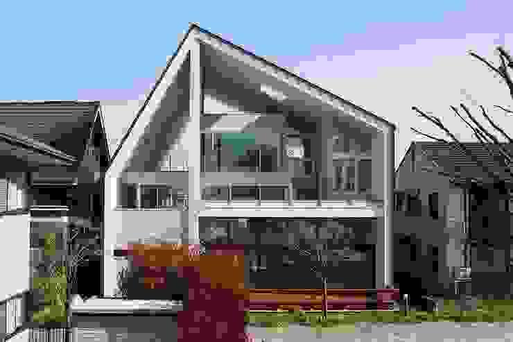 全景 オリジナルな 家 の アトリエ慶野正司 ATELIER KEINO SHOJI ARCHITECTS オリジナル