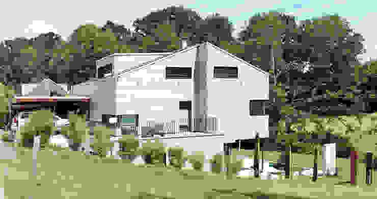 Nowoczesne domy od Unica Architektur AG Nowoczesny