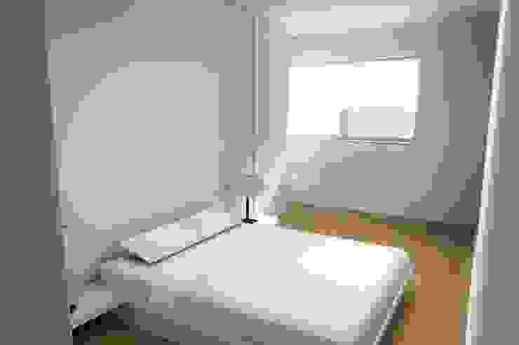Remodelação de Apartamento Quartos modernos por Zaida Amorim & Maria Luis, Lda Moderno