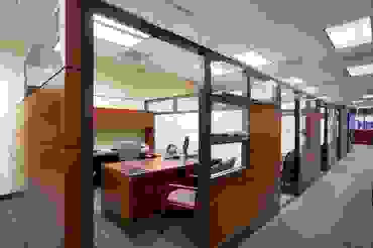 Office Design: modern  by Asia Interiors ,Modern